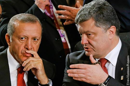 Встреча Порошенко с Эрдоганом была эмоциональной, - Климкин