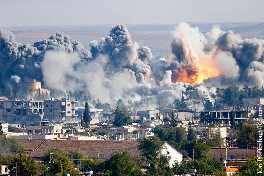 Россия принуждает США к войне и миру на Ближнем Востоке