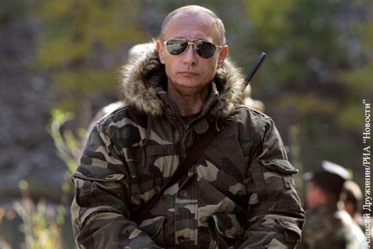 WSJ: Путин использует в Сирии военное искусство maskirovka