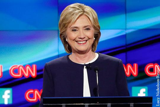 Клинтон лишает Байдена шансов на Белый дом