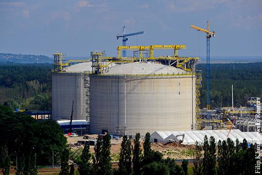 Поставки газа в Европу принесут Штатам одни убытки