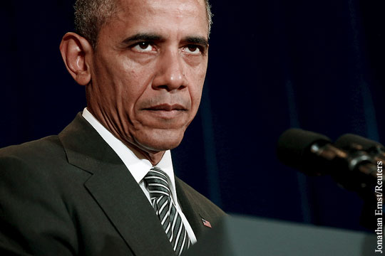 Обама: Российские авиаудары в Сирии только помогли террористам