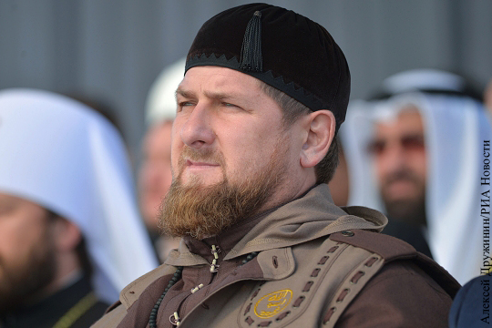 Кадыров: Турция очень долго будет сожалеть о содеянном