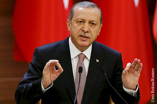 Эрдоган предостерег от использования С-400 против турецких самолетов в Сирии