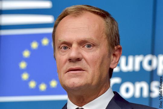 Туск: Турция начала новый этап вступления в ЕС