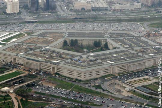 Источник в Пентагоне: Авиаудар по армии Сирии нанесла Россия
