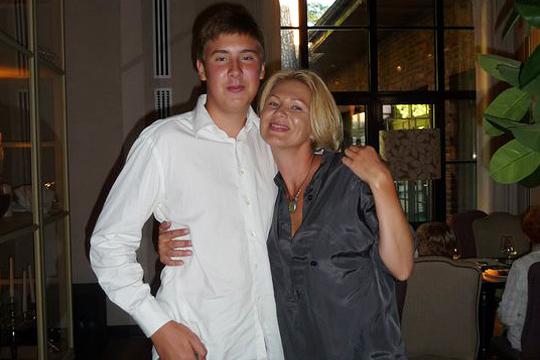 Мать и сын инест