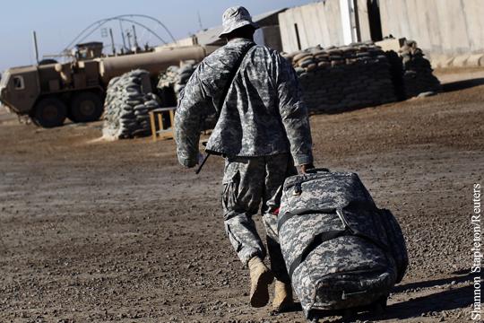Спецназ США прогнали из Ливии