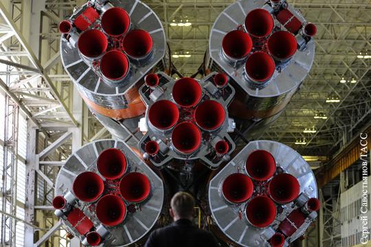 Россия может догнать США в создании ракет с возвращаемыми ступенями