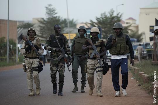 Жители Мали решили призвать Путина «вмешаться в их кризис»