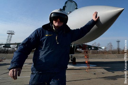 СМИ: Российские истребители Су-35С прибыли в Сирию