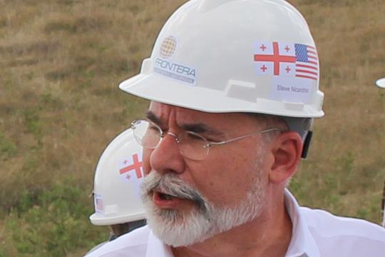 Американцы объявили о триллионных запасах газа в Грузии