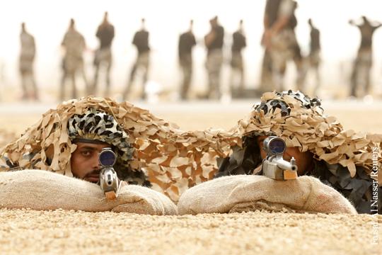 Турция и Саудовская Аравия договорились о совместных военных учениях