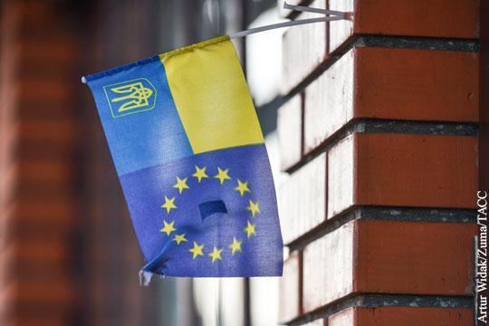 Названы потери Украины от соглашения об ассоциации с ЕС