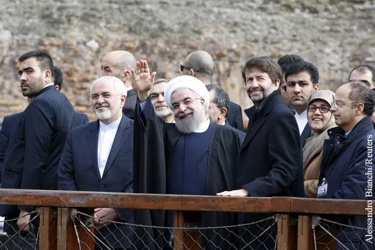 Иран оставил для России окно возможностей