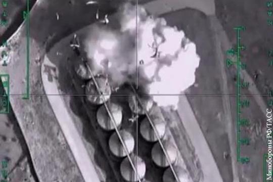 Путин оценил действия военных летчиков России в Сирии