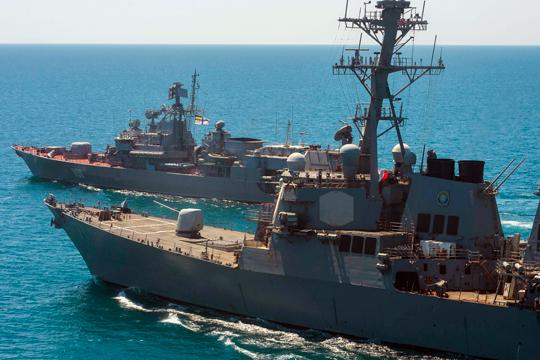 """Участие Украины во """"флотилии НАТО"""" будет чисто формальным"""