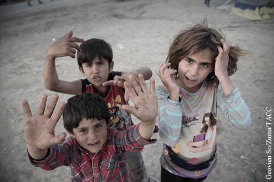 СМИ: Европе угрожает опасное заболевание из-за сирийских беженцев