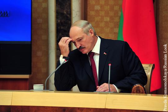 Лукашенко увидел «слишком много проблем» в отношениях России и Белоруссии