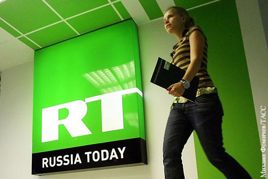 RBS отказалась от идеи закрытия счетов RT в Великобритании