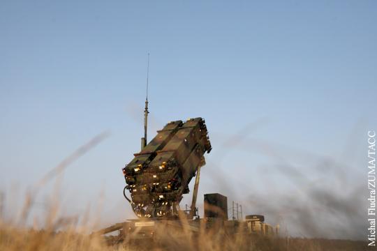 Эксперт оценил шансы пяти дивизионов «Пэтриот» против Вооруженных сил России