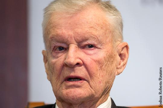 Brzezinski: europe needs forward-looking leaders
