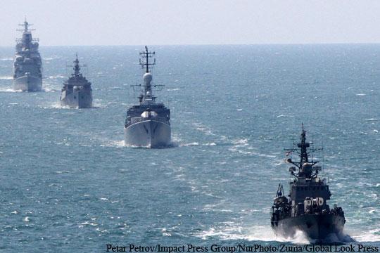 НАТО заявило о нарушении Россией военного равновесия в Черном море