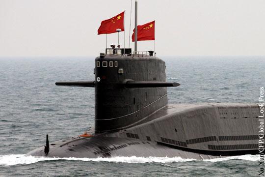 Китай решил построить подлодку с искусственным интеллектом