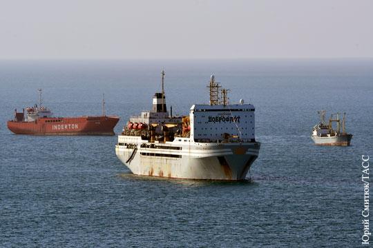 МИД Украины не увидел нарушений со стороны России в Азовском море