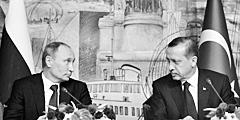Реджеп Эрдоган просит Владимира Путина о встрече. Что бы вы посоветовали президенту России?