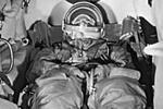 Юрий Гагарин перед первым стартом(фото: РИА Новости)