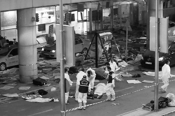 Жертвами теракта стали 43 человека, еще 147 получили ранения