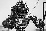 Зарубежный «коллега» робота Федора – двуногий робот-гуманоид компании Boston Dynamics(фото: Tyrone Siu/Reuters)