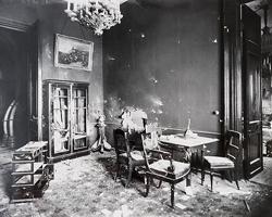 Подвал в доме Ипатьева, где произошла казнь (фото: Кубеш К.К.)