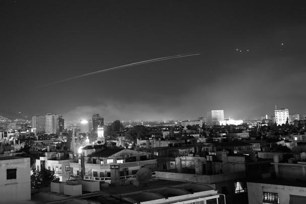 В подобных операциях США используют крылатые ракеты «Томагавк»