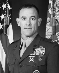 Военный атташе посольства США в Польше полковник Джеймс МакДоноу (фото: 10thmarines.marines.mil)