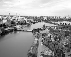 Парк Солнечный остров в Краснодаре (фото: Виталий Тимкив/РИА Новости)
