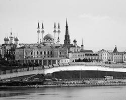 Казанский Кремль со стороны Волги (фото: Сергей Фадеичев/ТАСС)