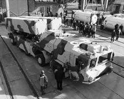 Оперативно-тактический ракетный комплекс «Гром-2» (фото:  кадр из видео)
