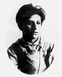 Фанни Каплан (Фейга Хаимовна Ройтблат) в 16 лет (фото: общественное достояние)