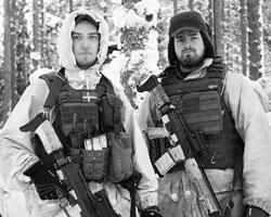 Военнослужащие Швеции (фото:facebook.com/forsvarsmakten)