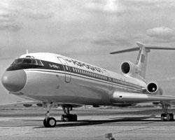 Ту-154 стал не только самой массовой машиной, но и самой прибыльной для