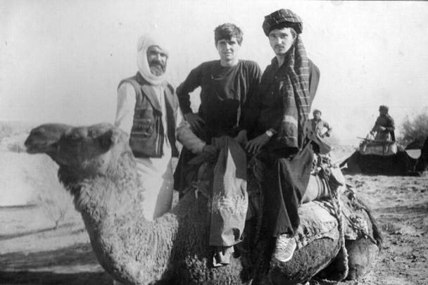 Афганистан, 1980-е. Бойцы спецназа в афганской одежде