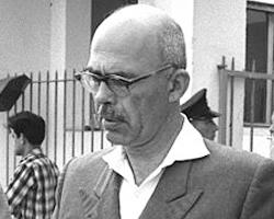 Исраэль Беер  (фото: Hans Pinn/Wikipedia)