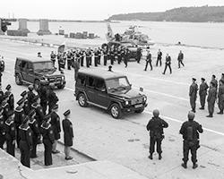 Президент России прибыл в пункт базирования Северного флота РФ. Добром это не кончится