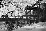 Таким был стадион во время перестройки. Восточная трибуна «Динамо», подвергавшаяся неоднократной перестройке за годы существования стадиона, снесена и построена заново   (фото: Владимир Песня/РИА «Новости»)