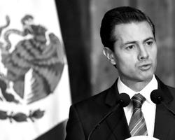 Уходящий президент Мексики Энрике Пенья Ньето (фото: Carlos Tischler/ZUMA/Global Look Press)