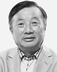 Жэнь Чжэнфэй (фото: huawei.com)
