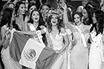 В конкурсе принимали участие девушки от 18 до 26 лет из 118 стран мира (фото: Jason Lee/Reuters)