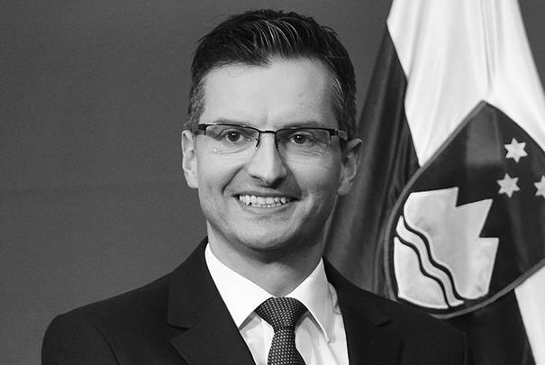 Премьер-министр Словении Марьян Шарец